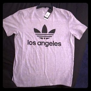 """Rep your city"" Adidas Tee"